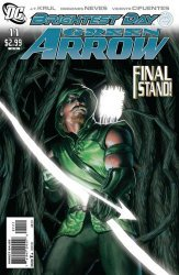 DC Comics's Green Arrow Issue # 11