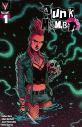 Valiant Entertainment's Punk Mambo Issue # 1knowhere-a