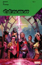 Marvel Comics's Excalibur TPB # 1