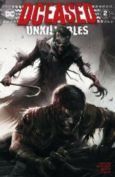 DC Comics's DCeased: Unkillables Issue # 2fan expo