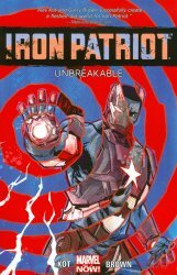 Marvel's Iron Patriot TPB # 1