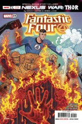 Marvel Comics's Fantastic Four Issue # 24