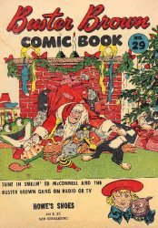 Buster Brown Shoes's Buster Brown Comics Issue # 29howes