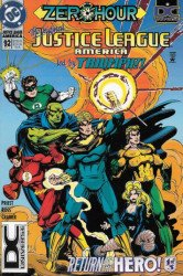 DC Comics's Justice League America Issue # 92b