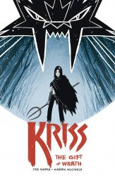 Oni Press's Kriss: The Gift Of Wrath  TPB # 1