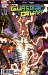 Marvel Comics's Guardians of the Galaxy Issue # 150