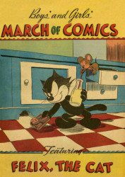 Western Printing Co.'s March of Comics Issue # 24