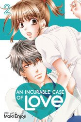 Viz Media's An Incurable Case Of Love Soft Cover # 2