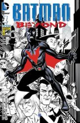 DC Comics's Batman Beyond Issue # 1sdcc
