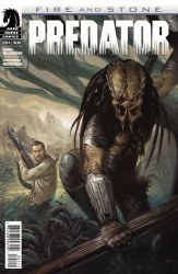 Dark Horse's Predator: Fire and Stone Issue # 2