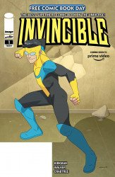 Image Comics's Invincible Issue # 1fcbd2020