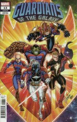 Marvel Comics's Guardians of the Galaxy Issue # 13c
