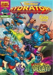 Marvel Comics's Kidz Water Hydrators Issue # 2