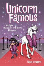 Andrews McMeel Publishing's Phoebe And Her Unicorn: Unicorn Famous Soft Cover # 1