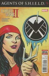 Marvel's Agents of S.H.I.E.L.D. Issue # 9