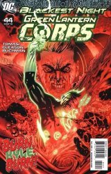 DC Comics's Green Lantern Corps Issue # 44