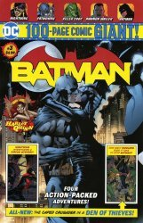 DC Comics's Batman Giant Giant Size # 3