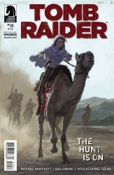 Dark Horse's Tomb Raider Issue # 10