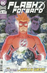 DC Comics's Flash Forward Issue # 6