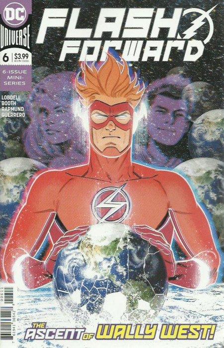 NM DC, 2020 Flash Forward #4 In-Hyuk Lee Variant
