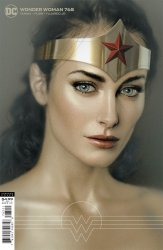 DC Comics's Wonder Woman Issue # 765b