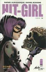 Image Comics's Hit-Girl Issue # 10