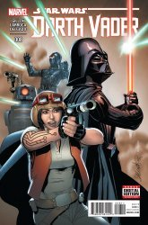 Marvel Comics's Darth Vader Issue # 8