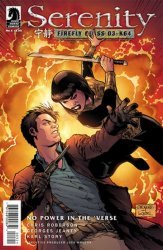 Dark Horse Comics's Serenity: No Power in The 'Verse Issue # 5b