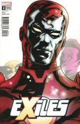 Marvel Comics's Exiles Issue # 4b