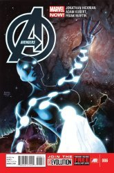 Marvel Comics's The Avengers Issue # 6