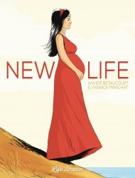 Humanoids Publishing's New Life Soft Cover # 1