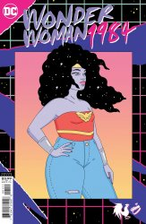 DC Comics's Wonder Woman 1984 Issue # 1b