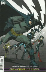 DC Comics's Batman and the Outsiders Issue # 5b