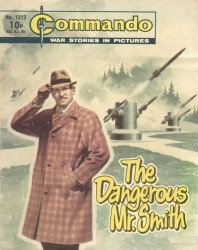 D.C. Thomson & Co.'s Commando: War Stories in Pictures Issue # 1312