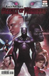 Marvel Comics's Black Panther and the Agents of Wakanda Issue # 1c