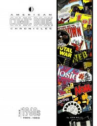 TwoMorrows Publishing's American Comic Book Chronicles Hard Cover # 5