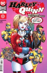 DC Comics's Harley Quinn Issue # 72
