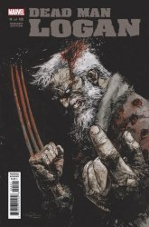 Marvel Comics's Dead Man Logan Issue # 4b