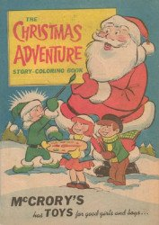 S. Rose's The Christmas Adventure Issue nn