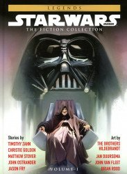 Titan Books's Star Wars Insider: The Fiction Collection Hard Cover # 1