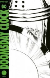 DC Comics's Doomsday Clock Issue # 7 - final print