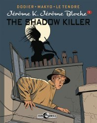 IDW Publishing's Jerome K. Jerome Bloche: The Shadow Killer Hard Cover # 1