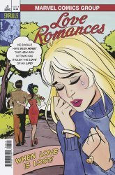 Marvel Comics's Love Romances Issue # 1b