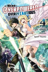 Yen Press's Hero is Overpowered but Overly Cautious Soft Cover # 4