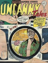 Alan Class & Company's Uncanny Tales Issue # 15