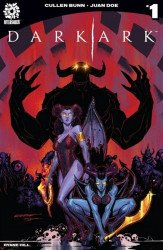 AfterShock Comics's Dark Ark Issue # 1nycc-b