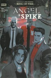 BOOM! Studios's Angel & Spike Issue # 10b