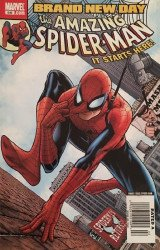 Marvel Comics's Amazing Spider-Man Issue # 546b