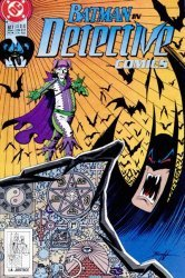 DC Comics's Detective Comics Issue # 617