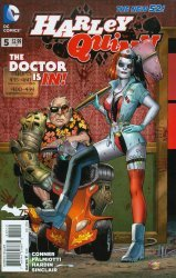 DC Comics's Harley Quinn Issue # 5c